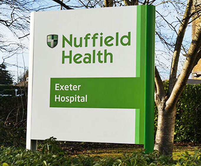 Nuffield – Exeter - Raybloc X-Ray Protection