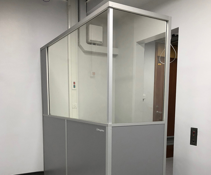 Fixed operator x-ray screens - Raybloc X-Ray Protection
