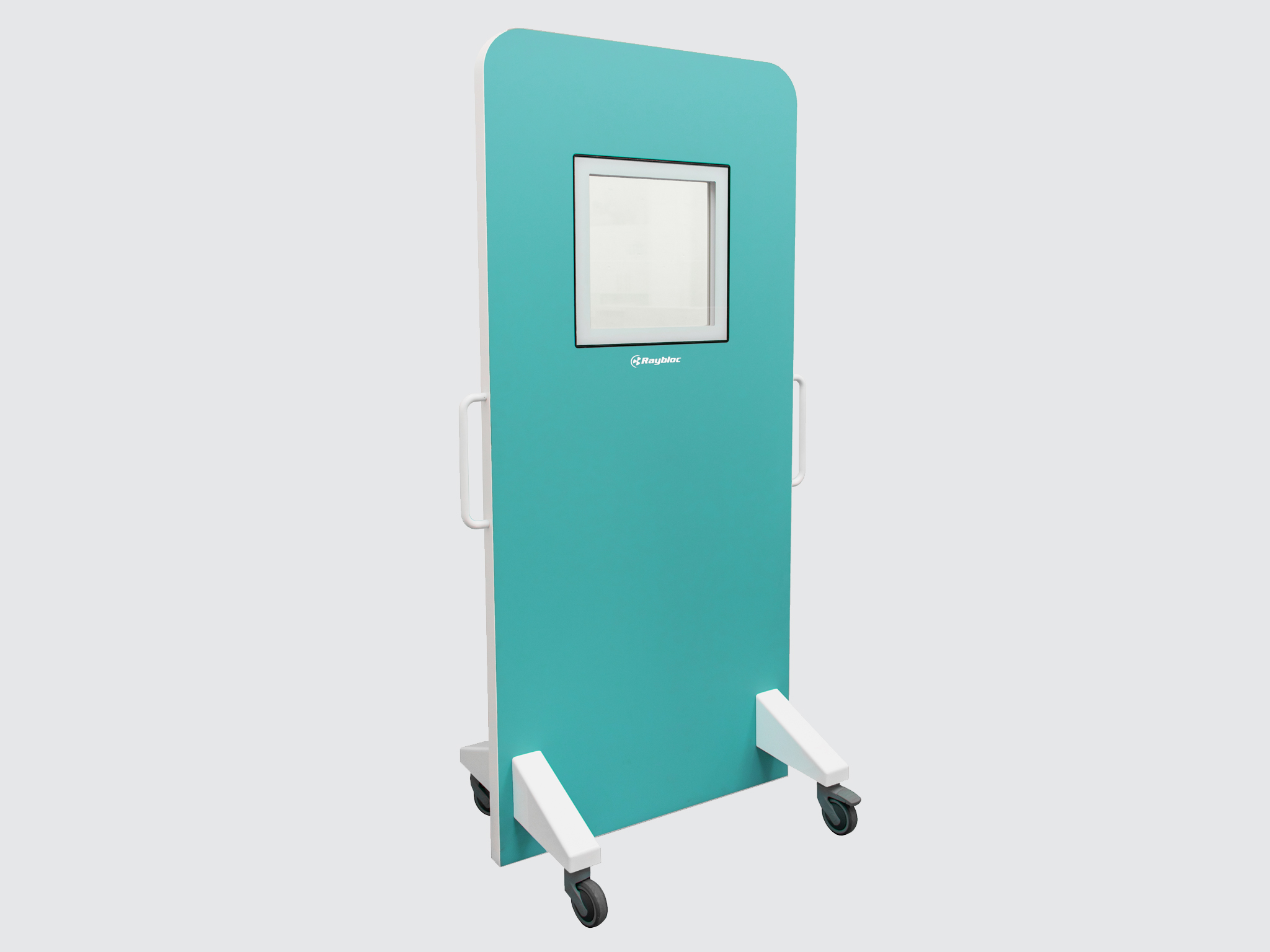 Mobile X-Ray Screen - Hygiene X - Raybloc X-Ray Protection