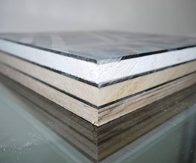 Lead Panel Products - Lead Backed Plasterboard & Plywood
