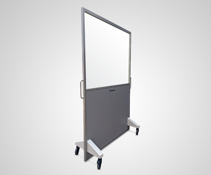 Mobile X-Ray Screen - Raybloc X-Ray Protection