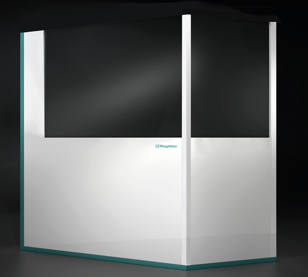 Modular Fixed X-Ray Screens - Raybloc X-Ray Protection