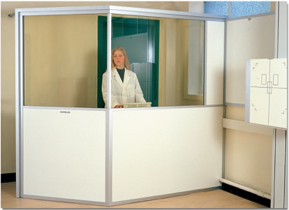 Xrayscreen Raybloc Xray Hospital Xrayglass Lead Lined Glass Doctor Dentist Radiology Radiation protection