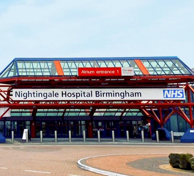 X-ray Protection Equipment in Nightingale Hospital Birmingham - Raybloc X-ray Protection