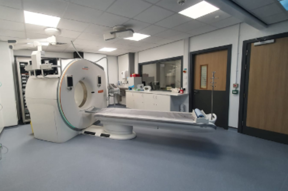 Bespoke X-Ray Shielding Door Sets - Raybloc Xray Protection