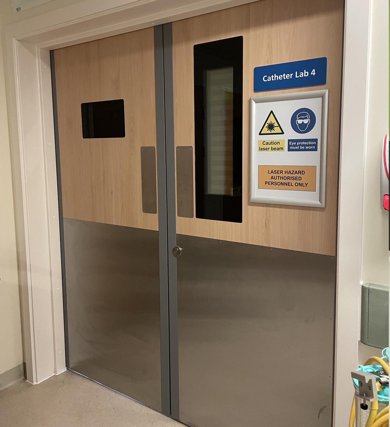 Xray Door Sets - Raybloc Xray Protection